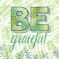 In The Moment: Be Grateful