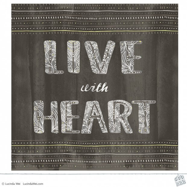 Live With Heart